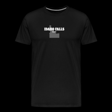 IDAHO IDAHO FALLS US STATE EDITION - Men's Premium T-Shirt