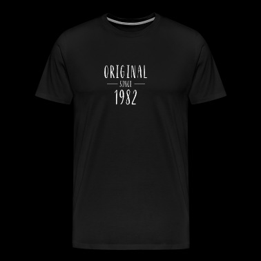 Original since 1982 - Born in 1982 - Men's Premium T-Shirt
