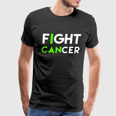 I can Fight cancer - Men's Premium T-Shirt