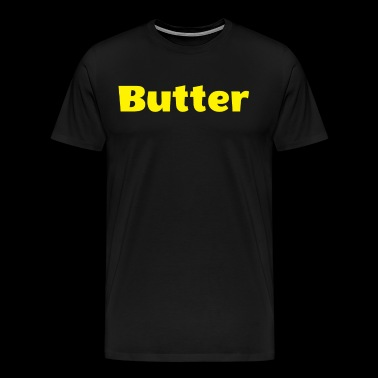 Butter - Men's Premium T-Shirt