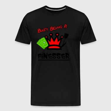 Finesser - Men's Premium T-Shirt