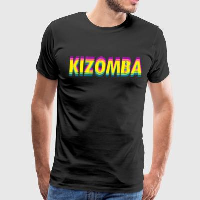 kizomba colors - Men's Premium T-Shirt