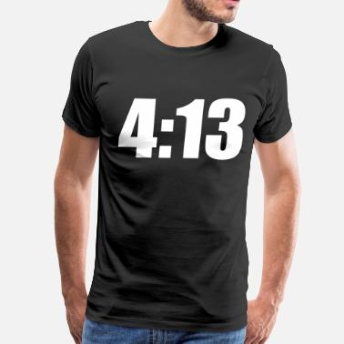 Philippians 4 13 4:13 - Men's Premium T-Shirt