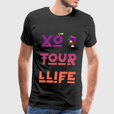 tour llif3 - Men's Premium T-Shirt