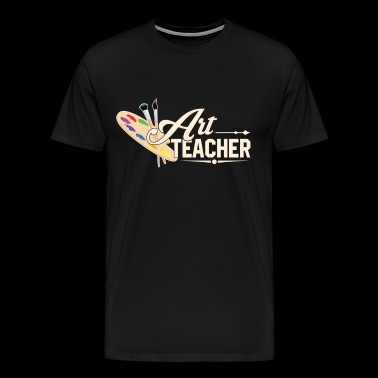 Art Teacher - Men's Premium T-Shirt