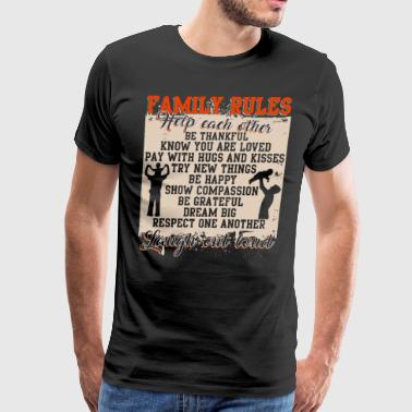 My Family T Shirt - Men's Premium T-Shirt