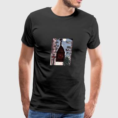 Russian Shrine - Men's Premium T-Shirt