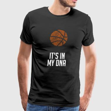 Basketball. Basketball Lover. Basketballer. Hobby - Men's Premium T-Shirt
