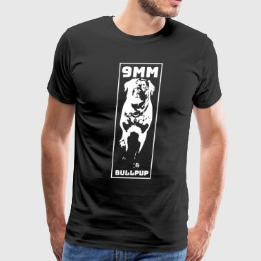9mm bullpup - Men's Premium T-Shirt
