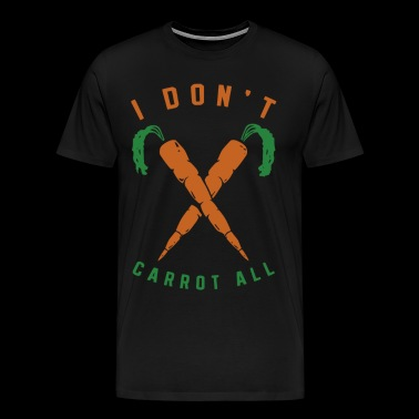 Carrot Rabbit - Men's Premium T-Shirt