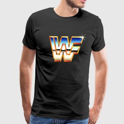 WWF SmackDown is a professional wrestling - Men's Premium T-Shirt