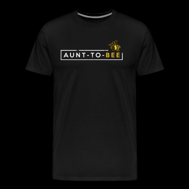 Aunt To Bee New Aunt Shirt Aunt Gift Aunt To Be Gifts - Men's Premium T-Shirt