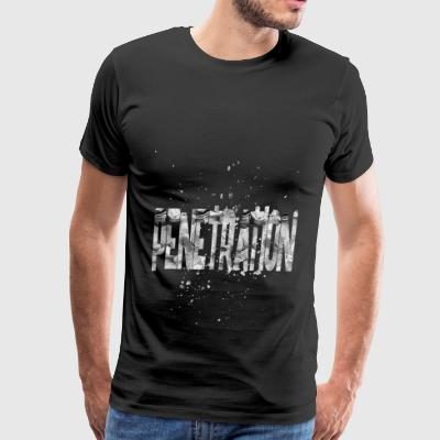 Penetration - Men's Premium T-Shirt