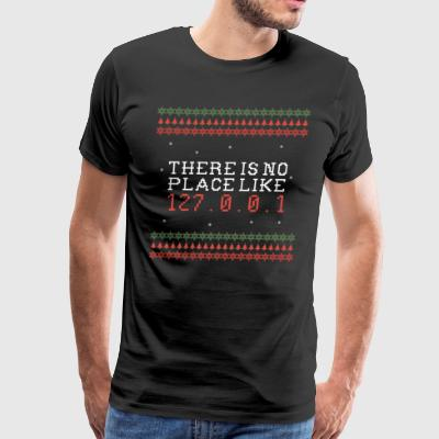 programmer christmas - Men's Premium T-Shirt
