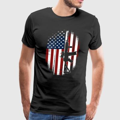 AR 15 Shirt - Men's Premium T-Shirt