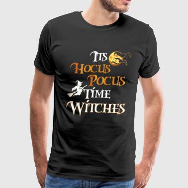Halloween Witch - Men's Premium T-Shirt