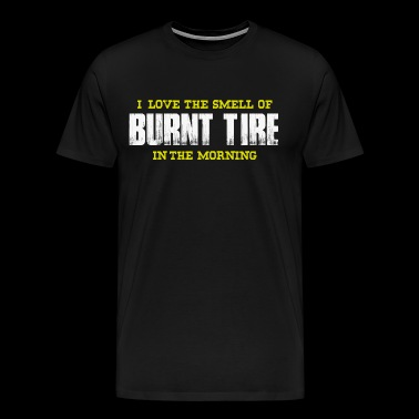 Burnout - Men's Premium T-Shirt
