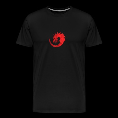 dragon eye - Men's Premium T-Shirt