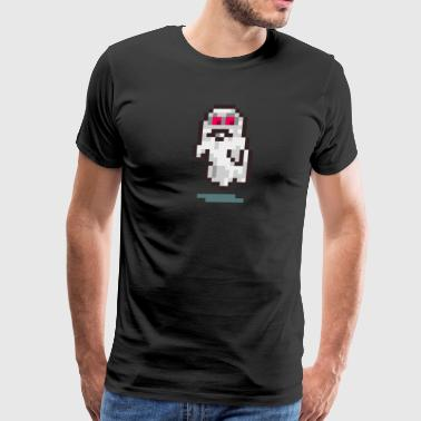 16bit Earthbound Ghost - Men's Premium T-Shirt