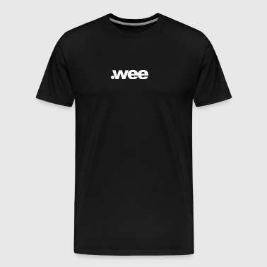 dot wee - Men's Premium T-Shirt