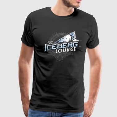 Iceberg Lounge - Men's Premium T-Shirt