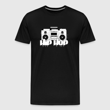Hip Hop - Men's Premium T-Shirt
