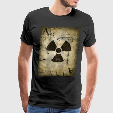 nuclear ace - Men's Premium T-Shirt