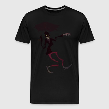 CROOKED MAN - Conjuring 2 - Men's Premium T-Shirt
