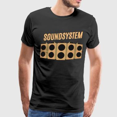 Dub Soundsystem - Men's Premium T-Shirt