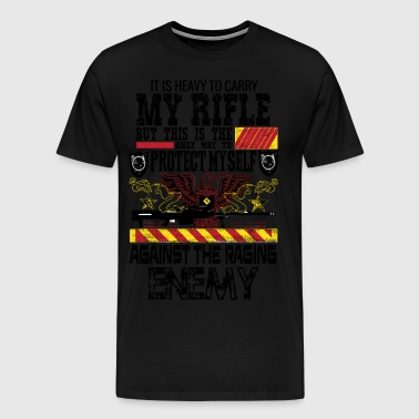 Rifle - Men's Premium T-Shirt