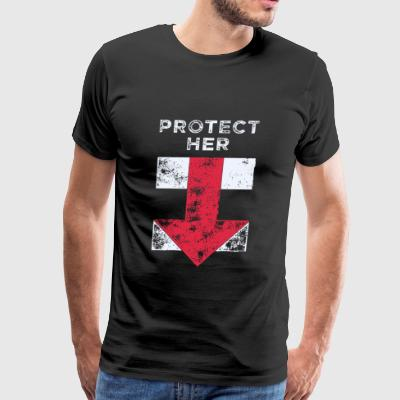Protect Her - Men's Premium T-Shirt