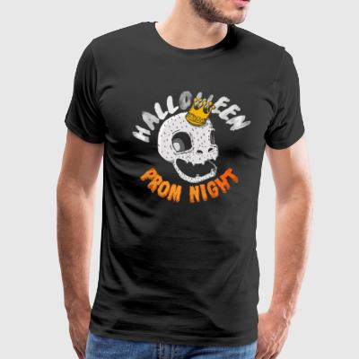 Halloween Prom Night Funny Party - Men's Premium T-Shirt