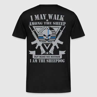 SheepDog - Men's Premium T-Shirt