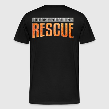 US&Rescue - Men's Premium T-Shirt