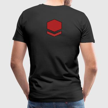 boruto back symbol - Men's Premium T-Shirt