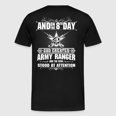 navy ranger  - Men's Premium T-Shirt