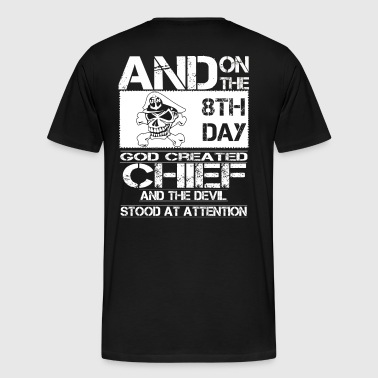 Chief kaiser chiefs kansas city chiefs chief kee - Men's Premium T-Shirt