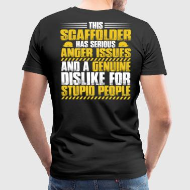 Scaffolder/Scaffold/Scaffolding/Vertigo/Staging - Men's Premium T-Shirt