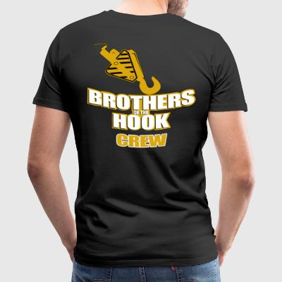 Brother Hook Crew - Men's Premium T-Shirt