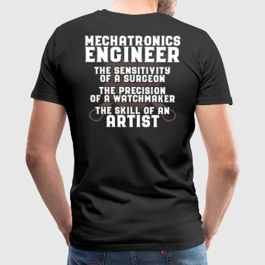 Mechatronics Engineer/Mechatronic/Gift/Present - Men's Premium T-Shirt