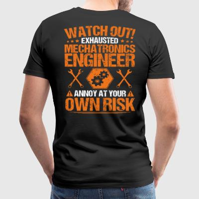 Mechatronics Engineer/Mechatronics Technician/Gift - Men's Premium T-Shirt