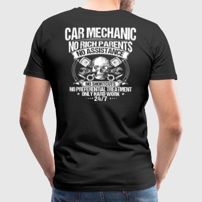 Car Mechanic/Mechanics/Hard Work/Gift/Present - Men's Premium T-Shirt
