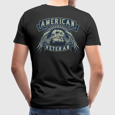 I Am A Veteran - Men's Premium T-Shirt