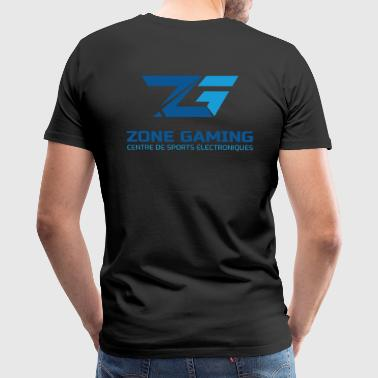 Zone Gaming tShirt - Men's Premium T-Shirt