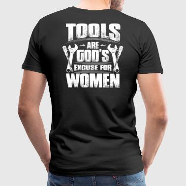 Mechanic/Mechanics/Tools/Women/Gift/Present - Men's Premium T-Shirt