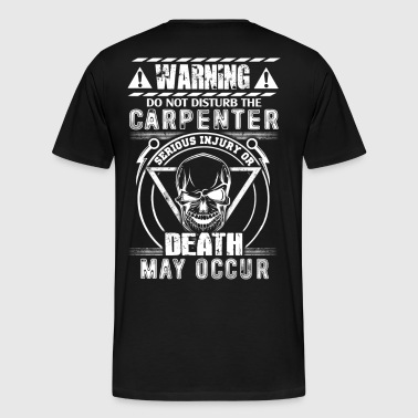 Carpenter carpenter john carpenter the carpenter - Men's Premium T-Shirt