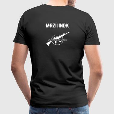 Csgo Team CounterForce Team Shirt (MRZijinDK) - Men's Premium T-Shirt
