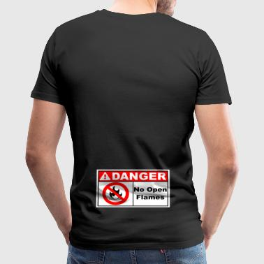 Booty Danger - Men's Premium T-Shirt