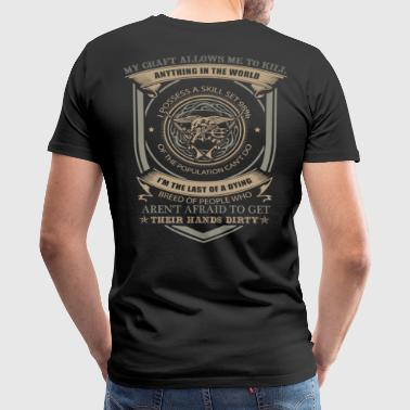 Navy Seal navy seals trident navy seals  navy se - Men's Premium T-Shirt