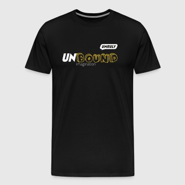 UNbound-Large - Men's Premium T-Shirt